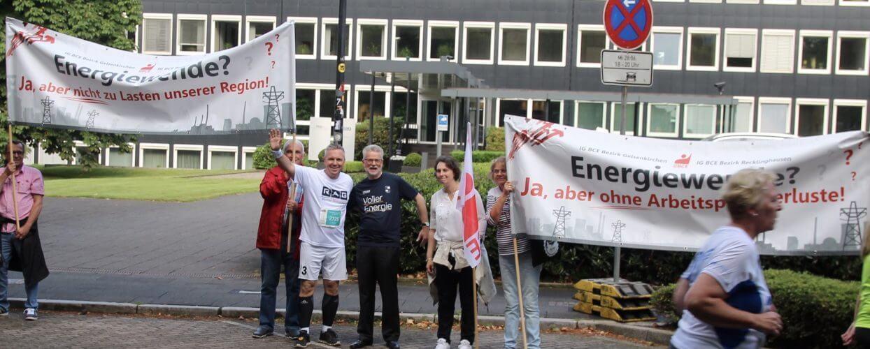 IG BCE Ortsgruppen Referenz Steag Essen